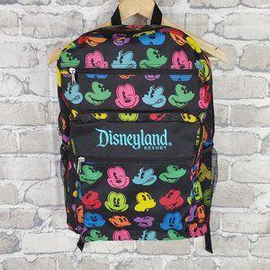 Disneyland Parks Resort Rainbow Mickey Backpack